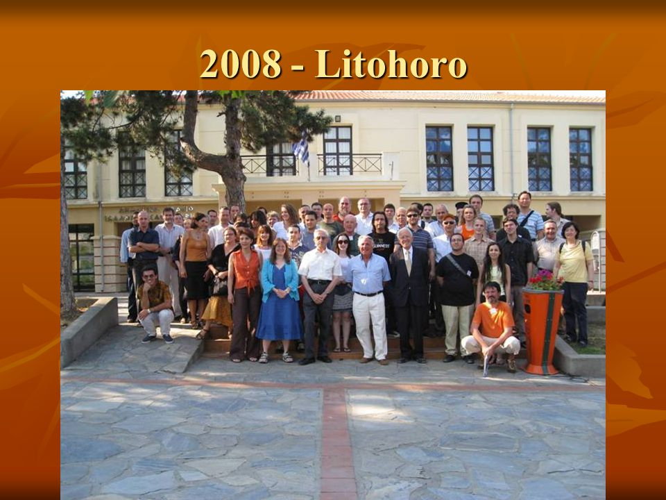 2008 - Litohoro