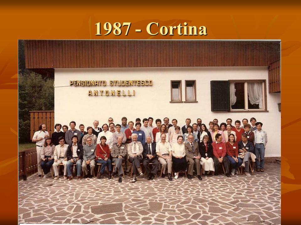 1987 - Cortina