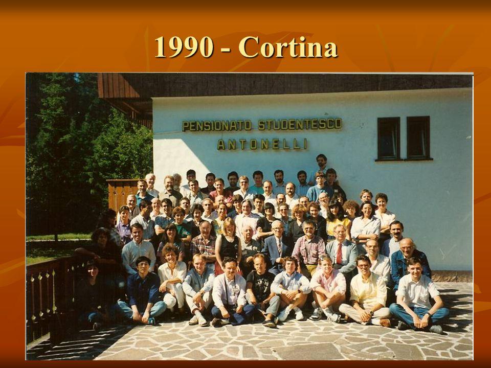 1990 - Cortina