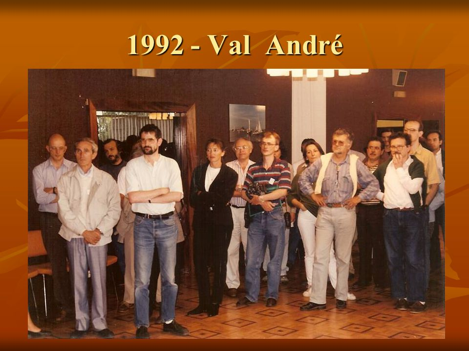 1992 - Val André