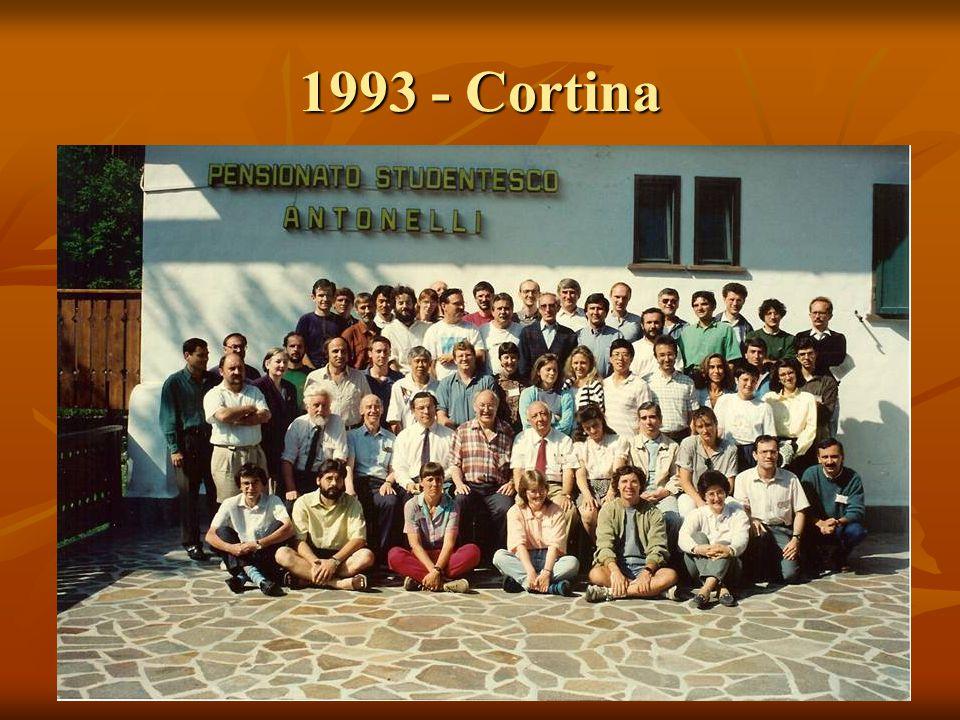 1993 - Cortina