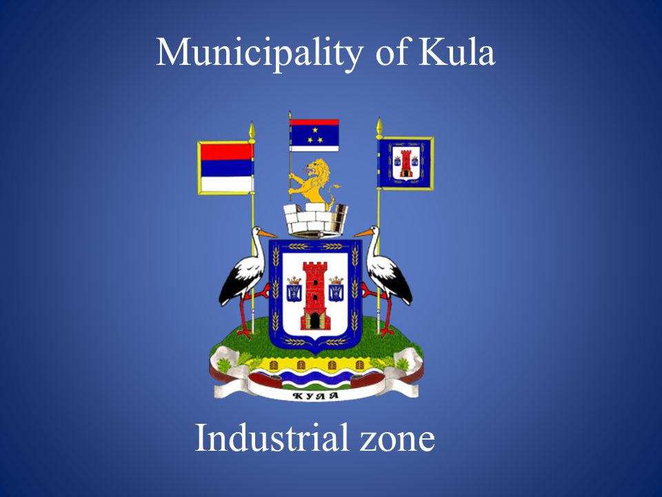 Municipality of Kula Industrial zone