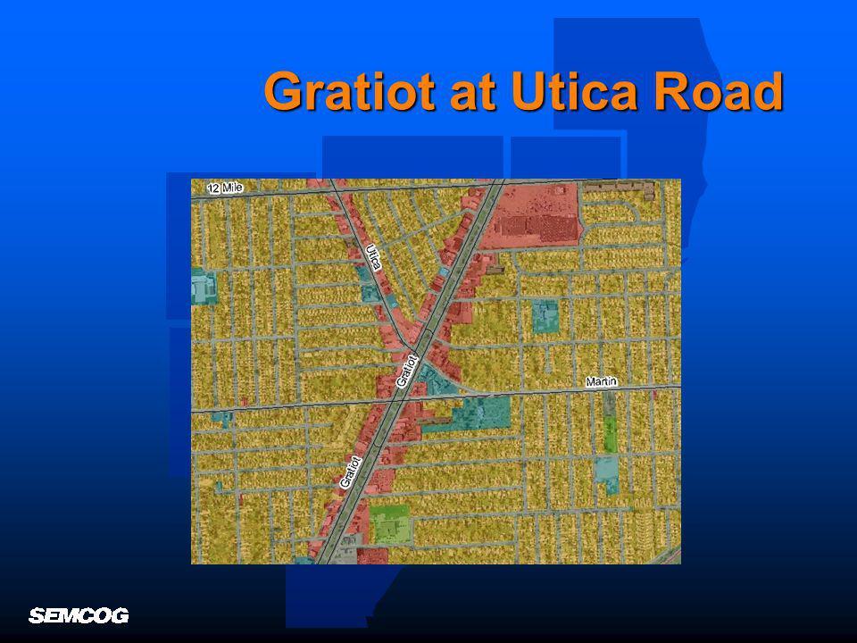 Gratiot at Utica Road