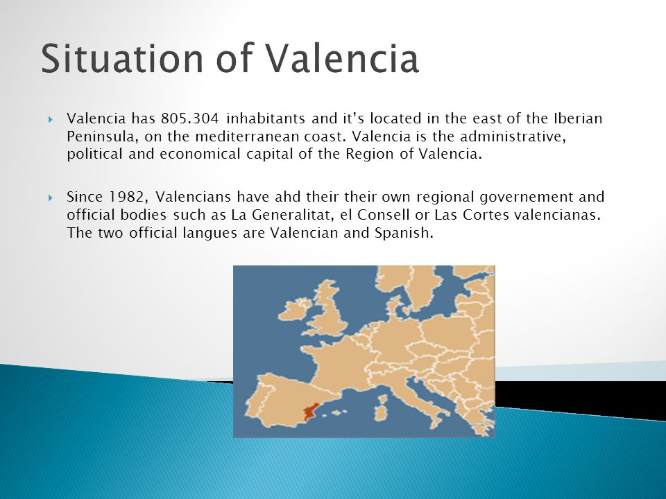 Statistics of Valencia The average stay is growing as much in the case of Spanish visitors as in the case of foreigners: this has been decisive in reaching an enviable milestone: overnight stays by foreigners grew by almost 10%.