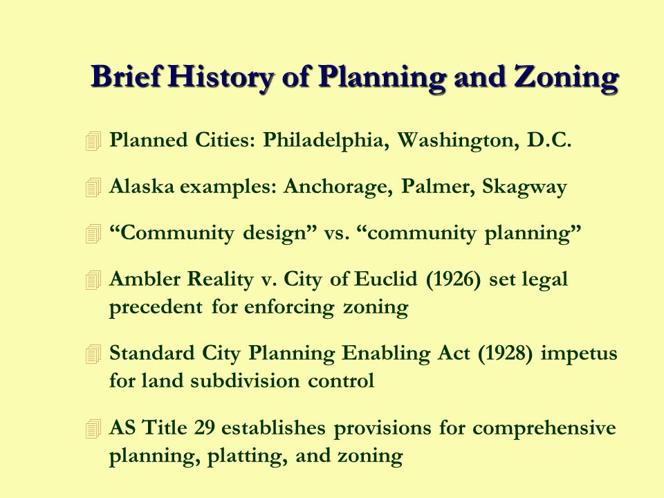 Planning is NOT Magic 4 Produce miracles 4 Exclude newcomers 4 Succeed without implementing planned policies 4 Restore economic health overnight 4 Succeed without balance 4 Work to the benefit of your community unless you want it to Planning Cannot: