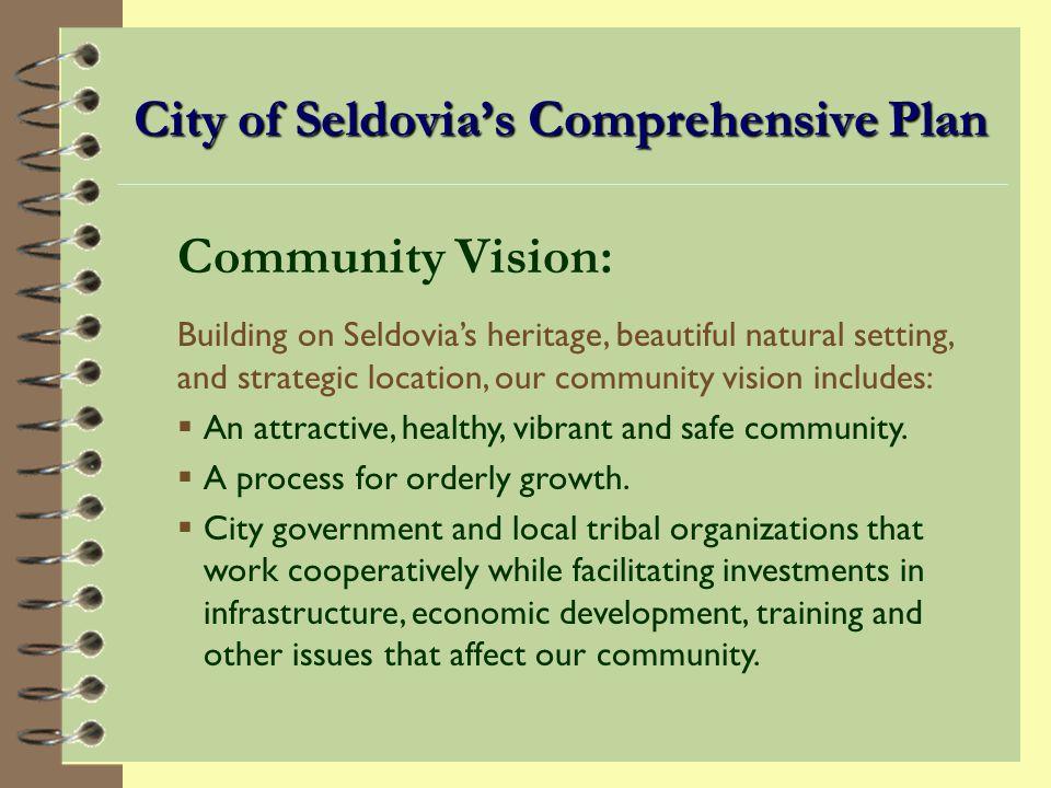 City of Seldovias Comprehensive Plan