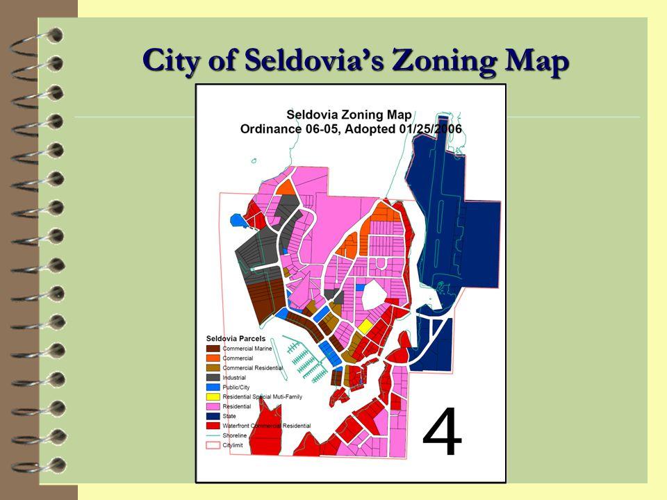 City of Seldovias Zoning Code