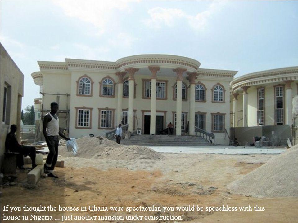 Obudu Resort, Nigeria