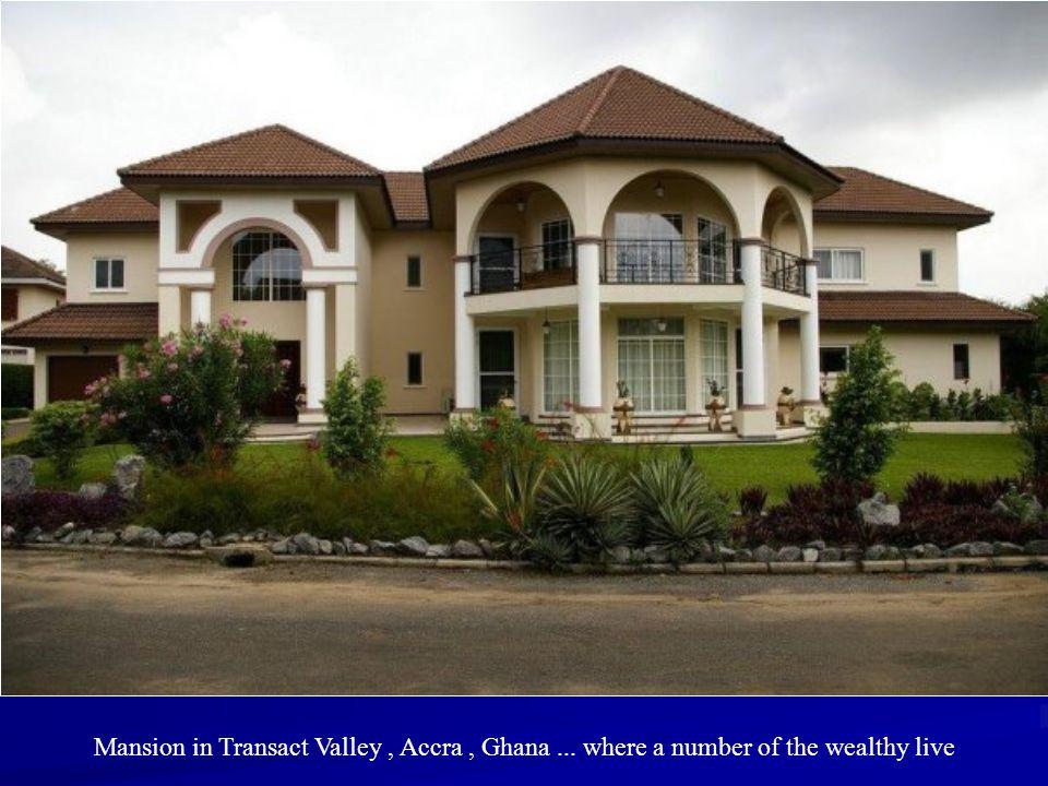 Presidential Palace, Ghana