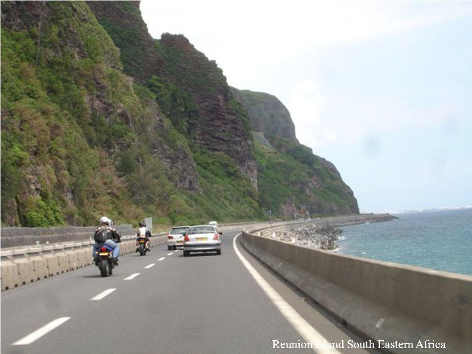 Reunion Island South Eastern Africa