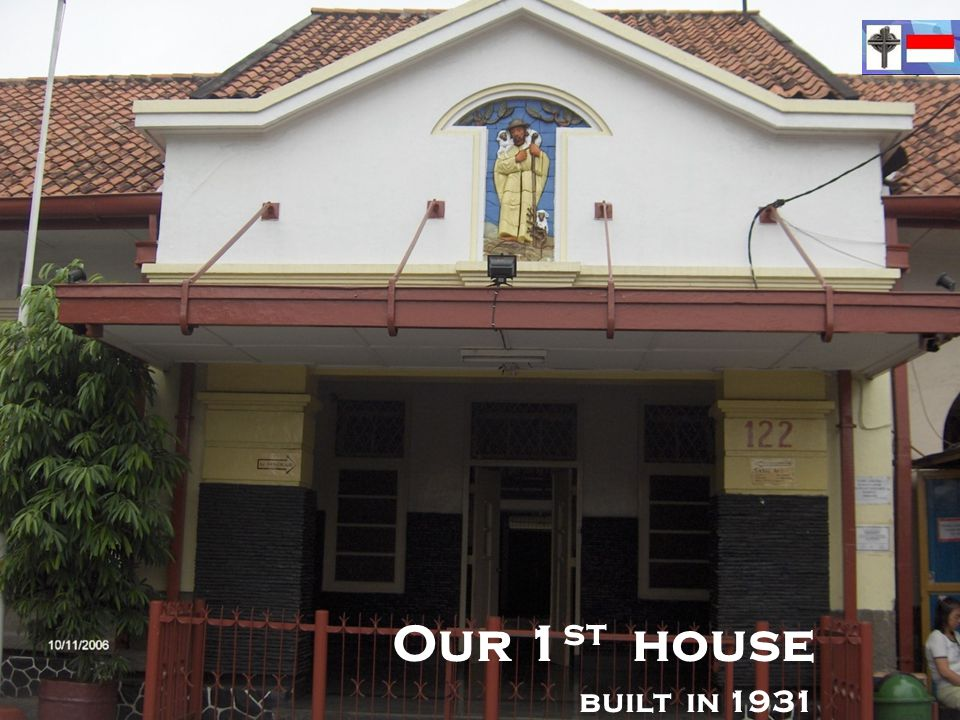 Our 1 st house built in 1931