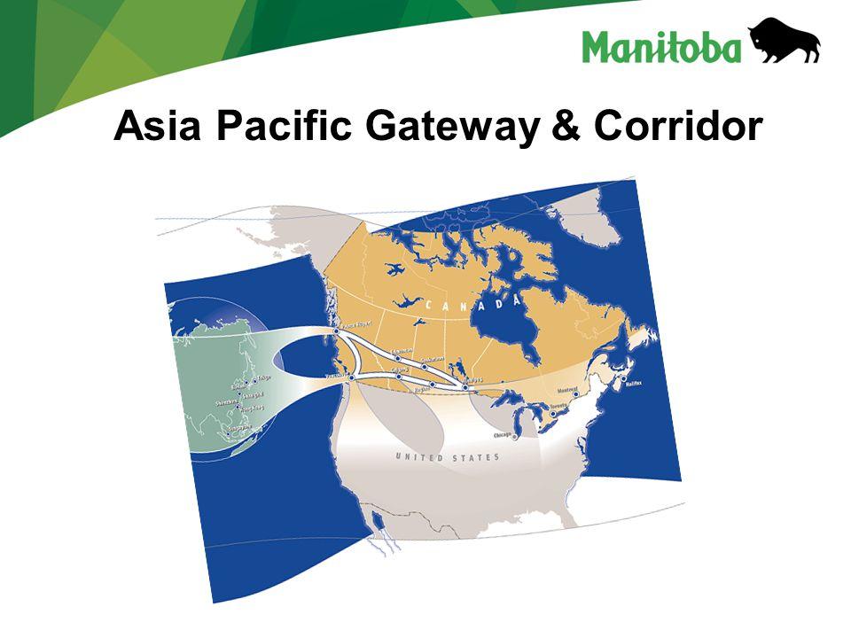 Asia Pacific Gateway & Corridor