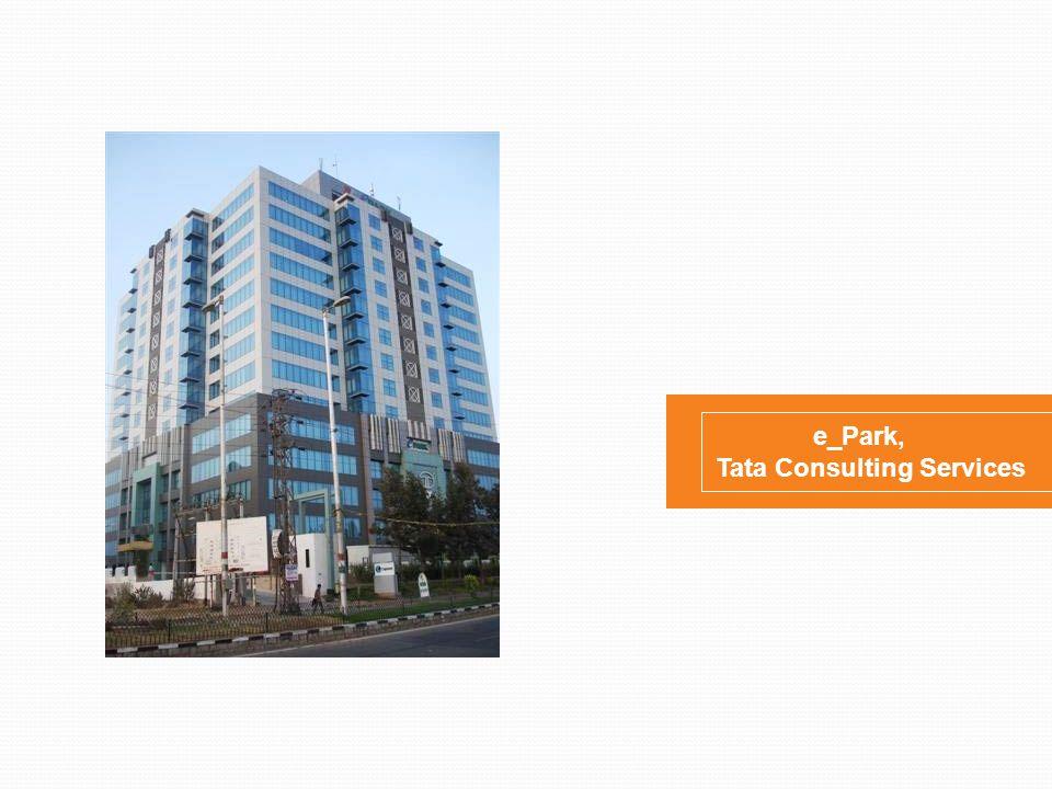 e_Park, Tata Consulting Services