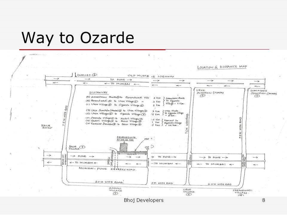 Bhoj Developers8 Way to Ozarde