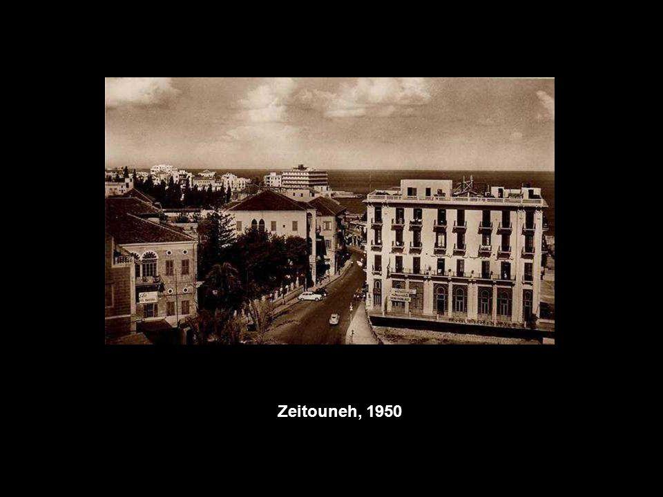 Zeitouneh, 1950