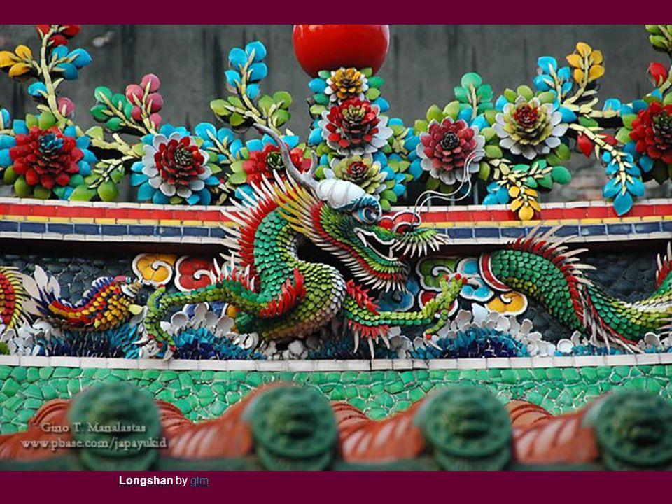 Long Shan Temple by RustuArsevenRustuArseven Longshan Temple by ed_galaganed_galagan