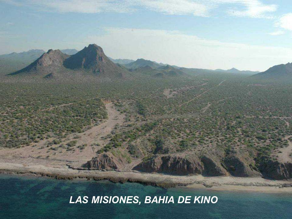 LAS MISIONES, BAHIA DE KINO