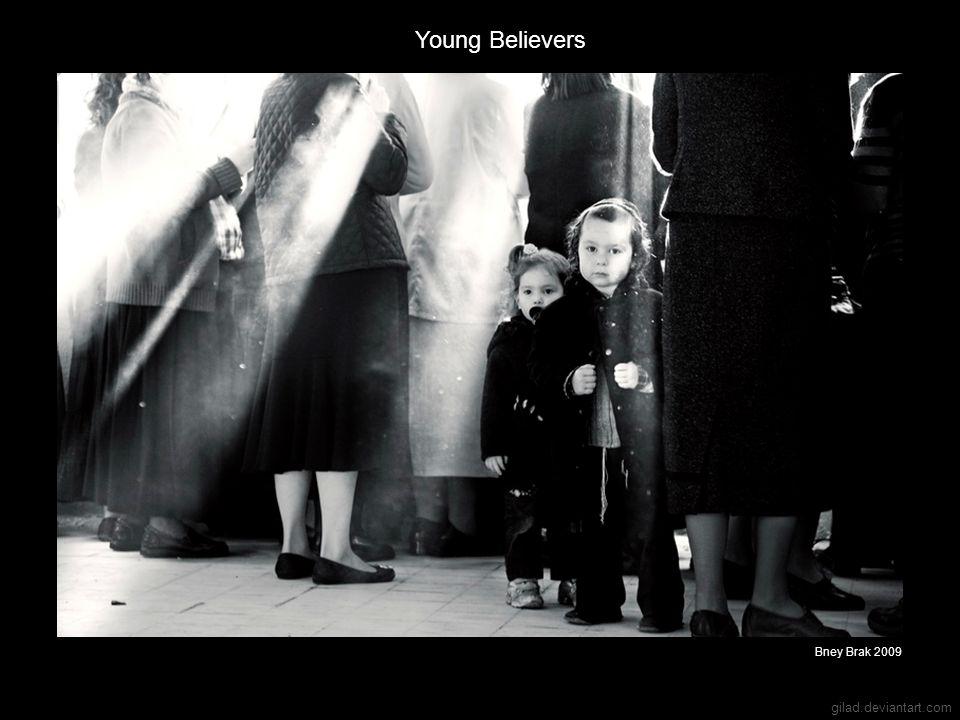 gilad.deviantart.com Young Believers Bney Brak 2009