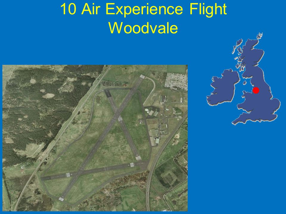10 Air Experience Flight Woodvale
