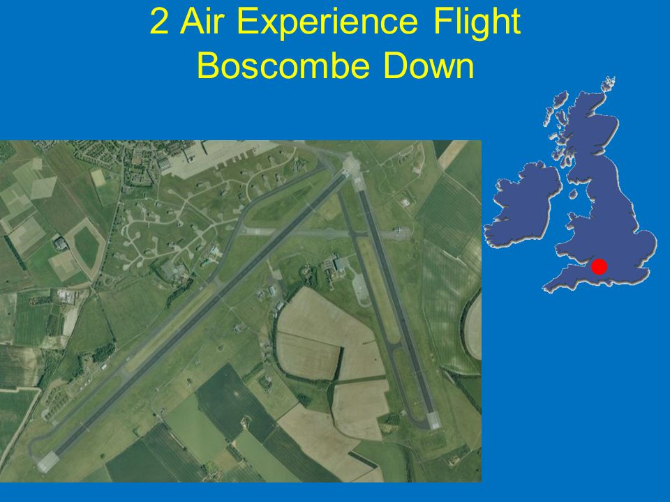 2 Air Experience Flight Boscombe Down