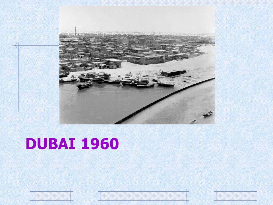 DUBAI 1960