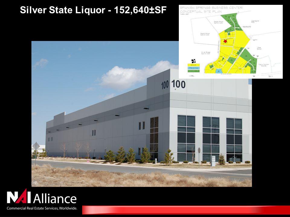 Silver State Liquor - 152,640±SF