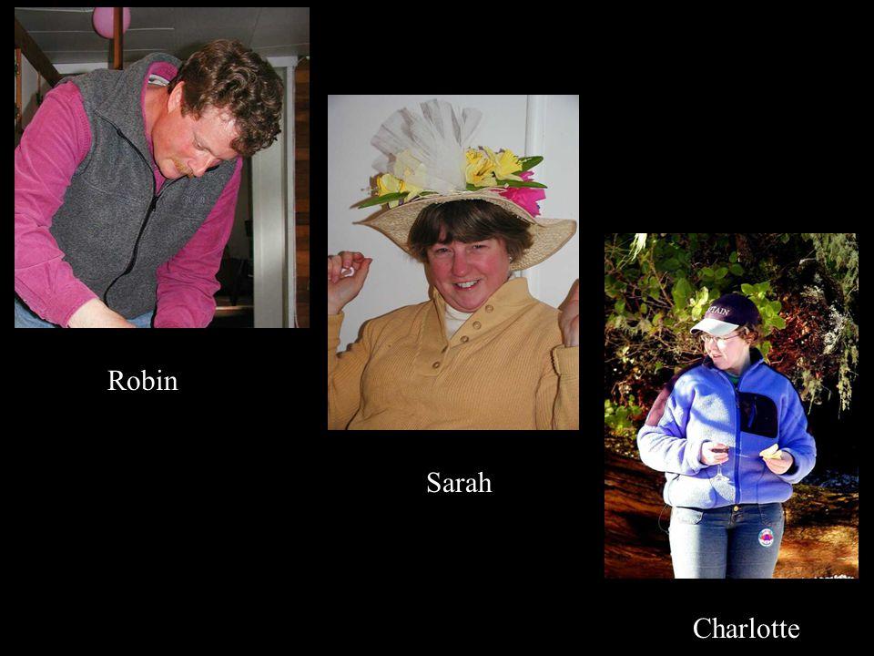 Robin Sarah Charlotte