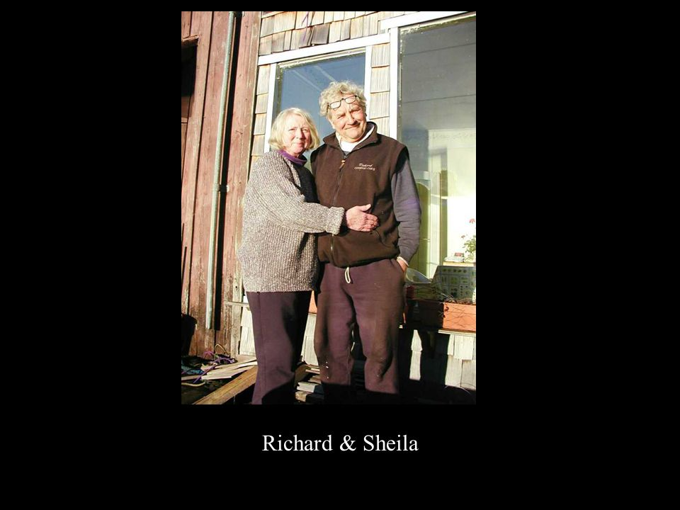 Richard & Sheila