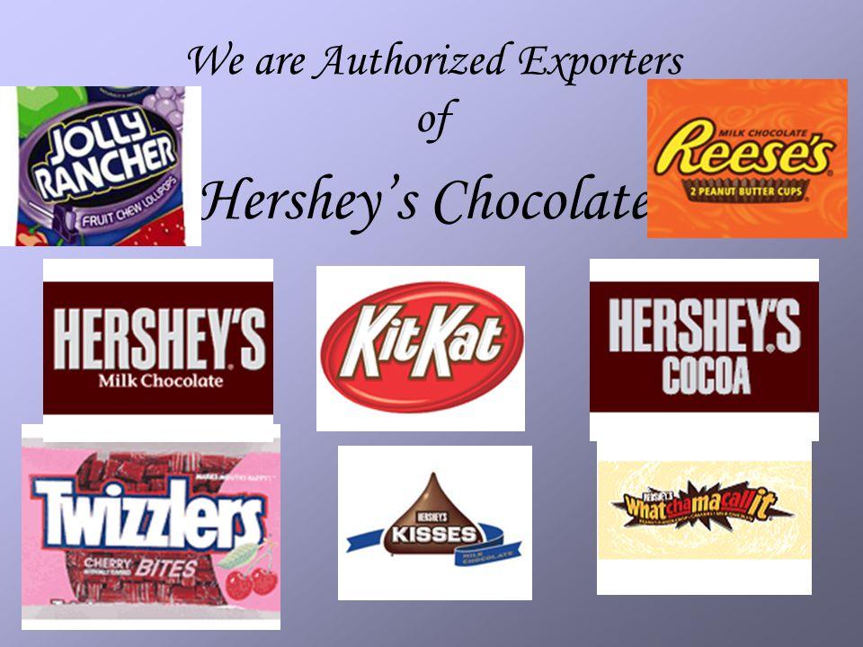 We are exclusive exporters of Beech-Nut