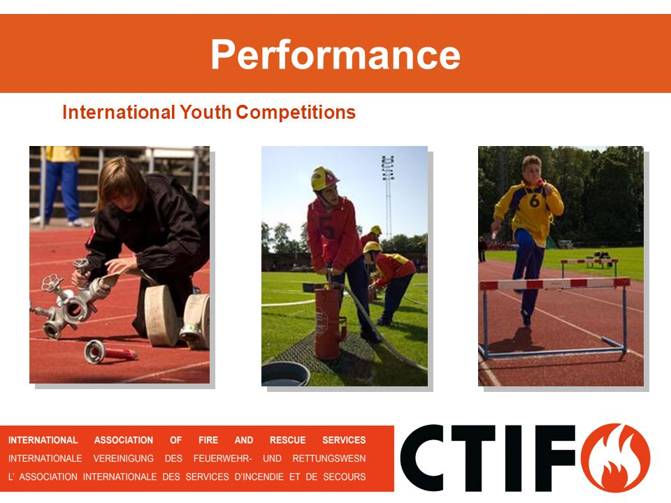 Performance International Youth Competitions