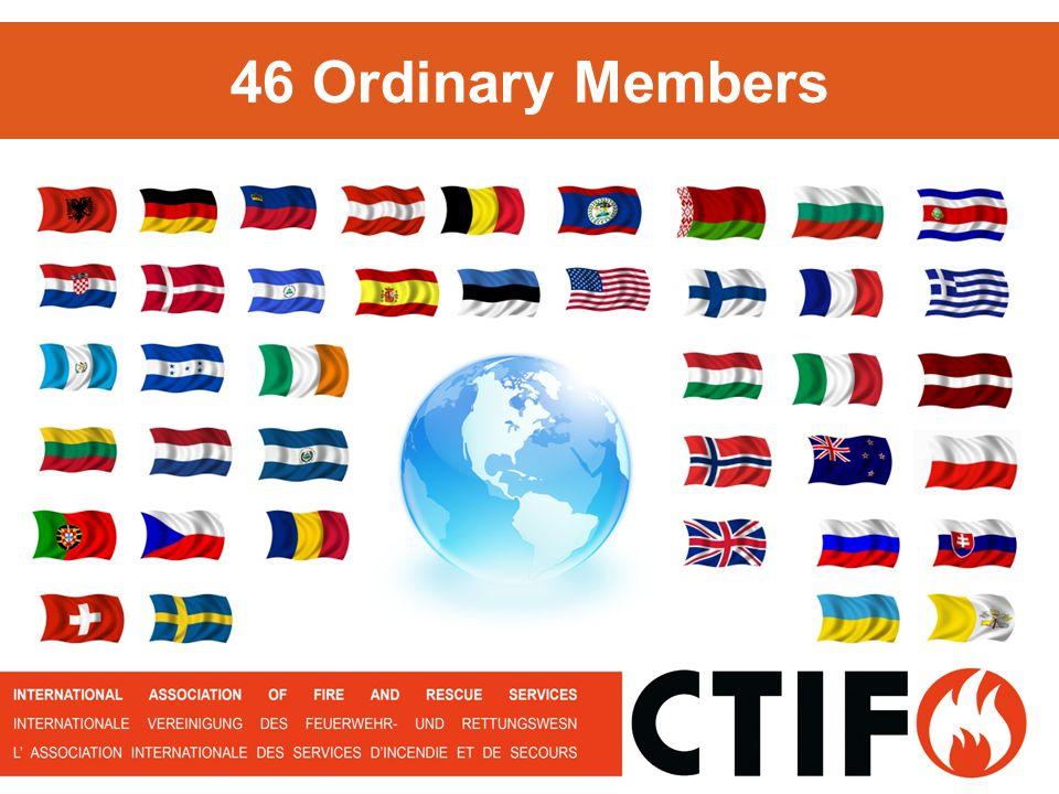 46 Ordinary Members