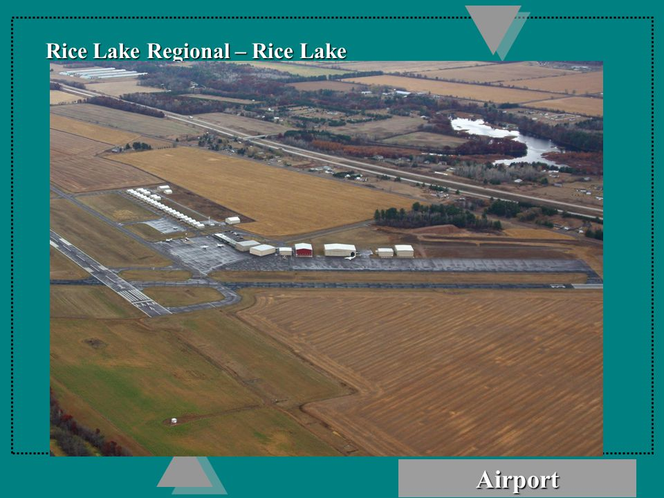 Airport Rice Lake Regional – Rice Lake