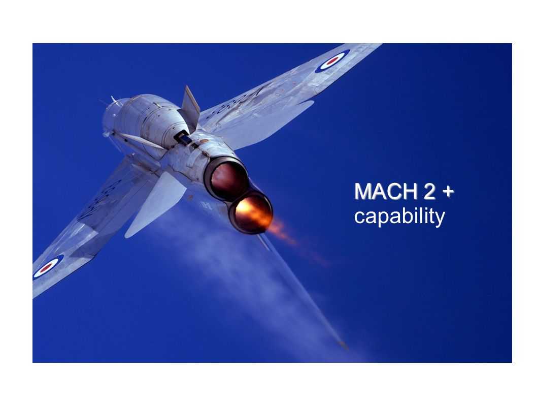 MACH 2 + capability