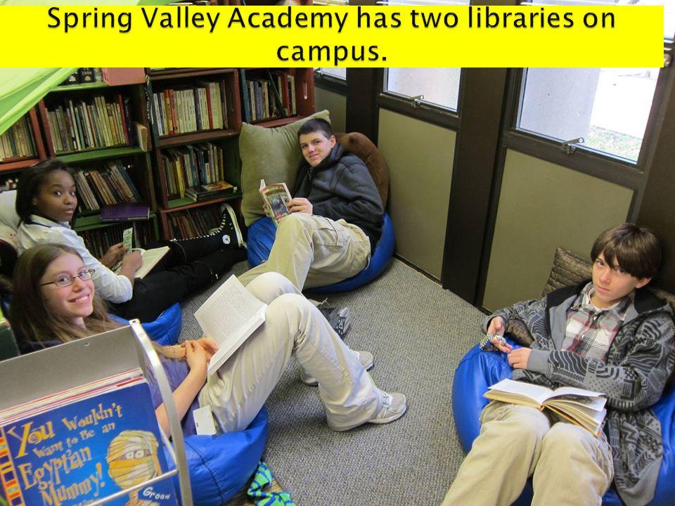 Representing: Spring Valley Academy