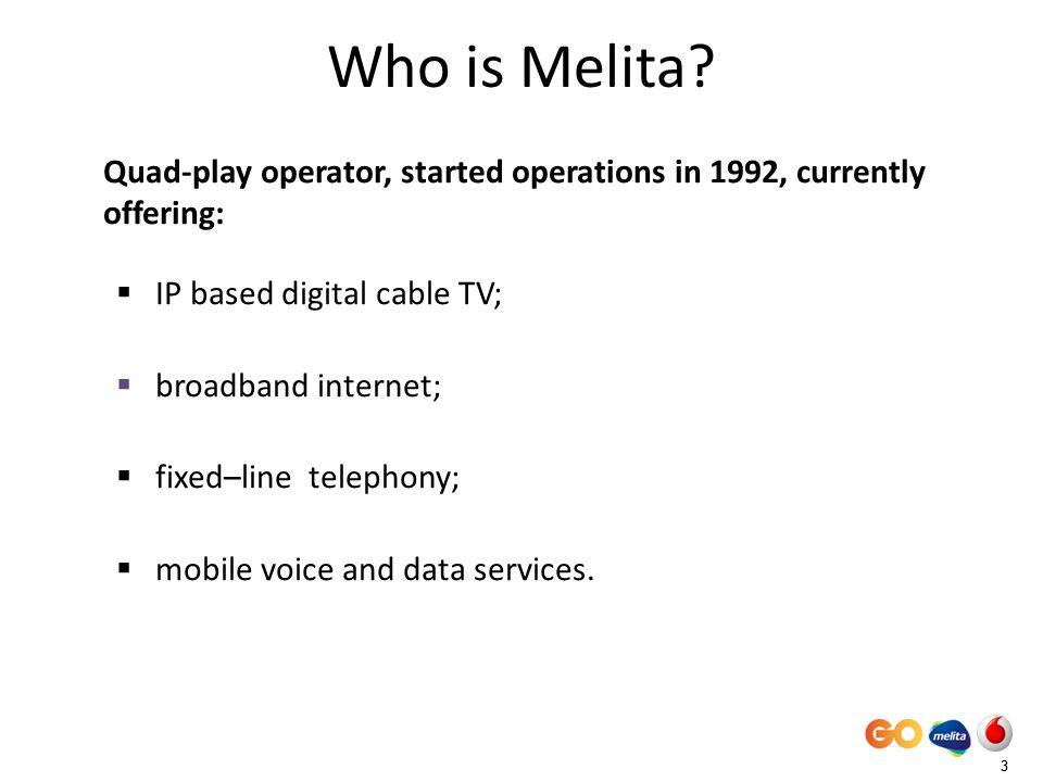 33 Who is Melita.