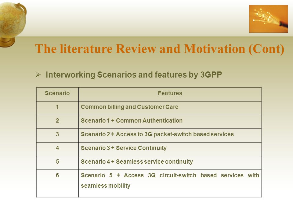 Loose Coupling The literature Review and Motivation (Cont)