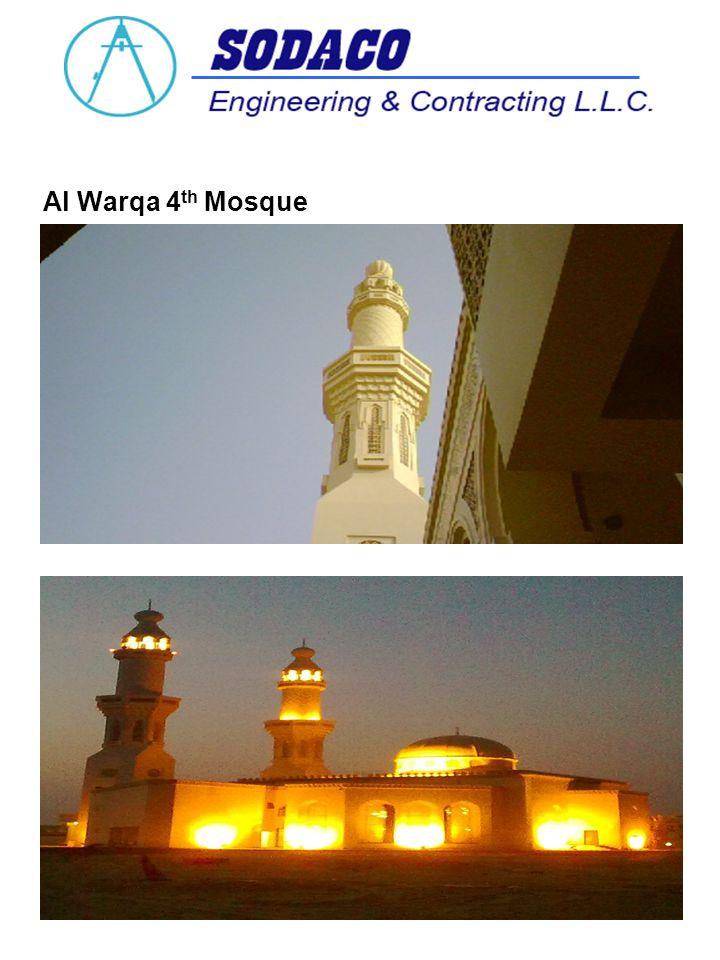 Al Warqa 4 th Mosque