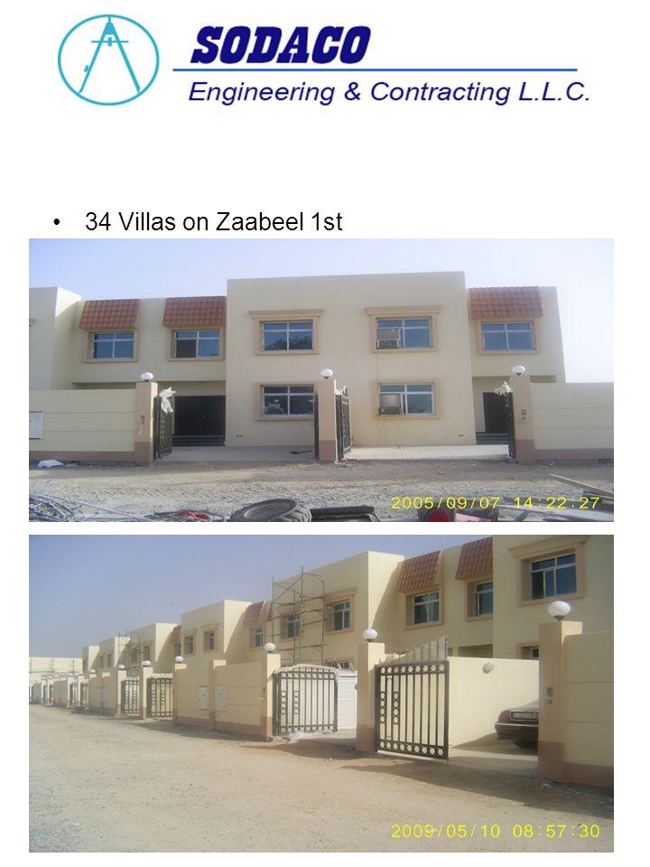 34 Villas on Zaabeel 1st