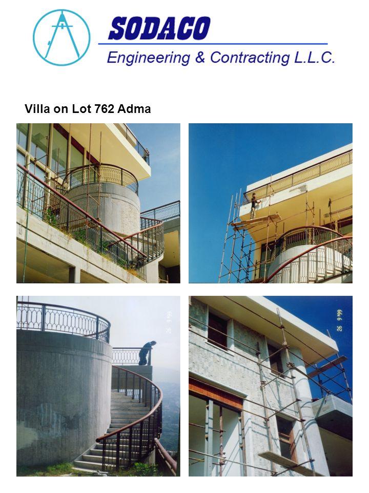 Villa on Lot 762 Adma