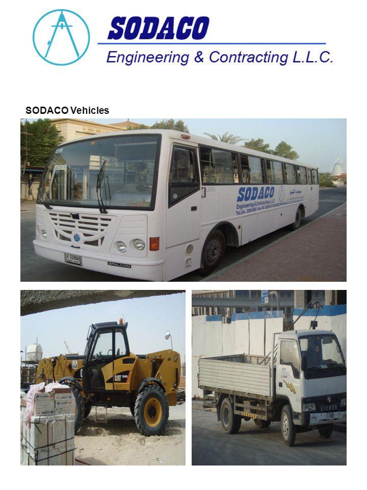 SODACO Vehicles