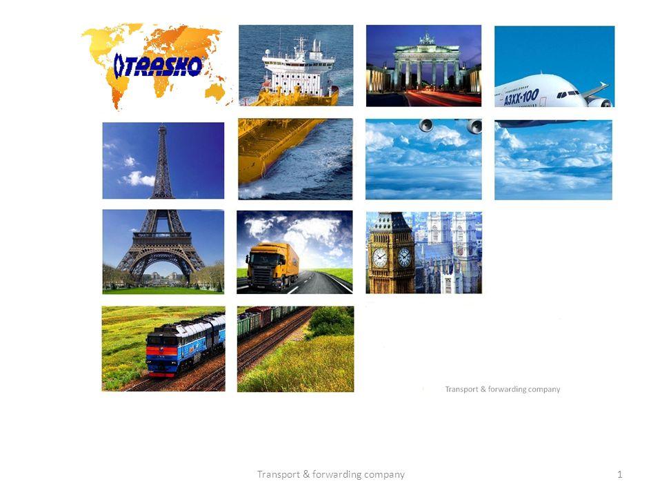 Transport & forwarding company1