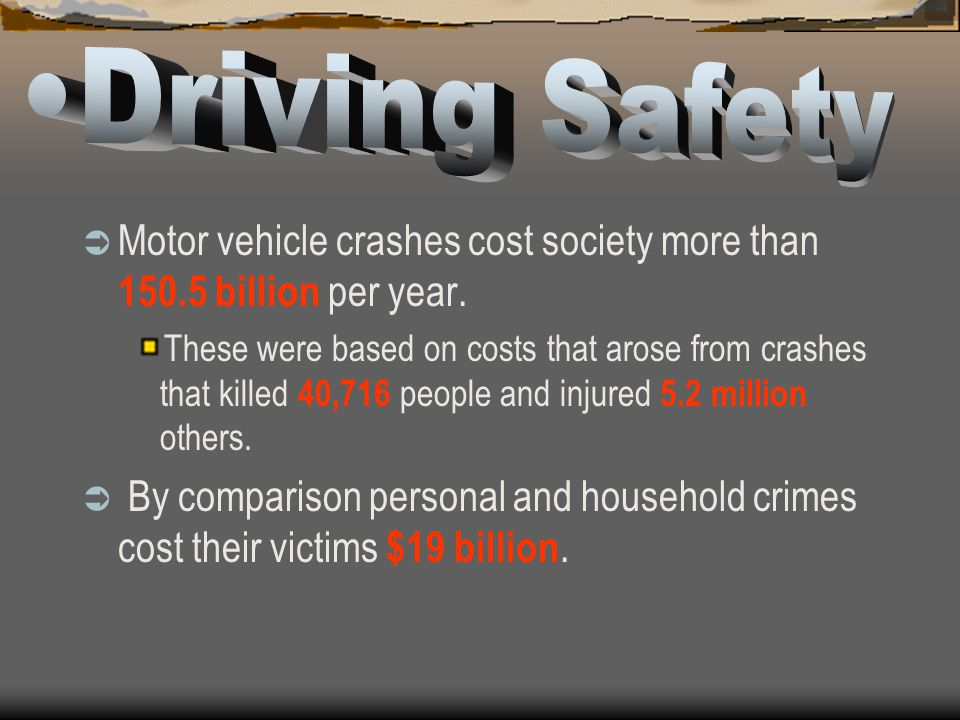 60 percent of crashes with deaths or injuries happen on roads with posted speed limits of 40 miles per hour or less.
