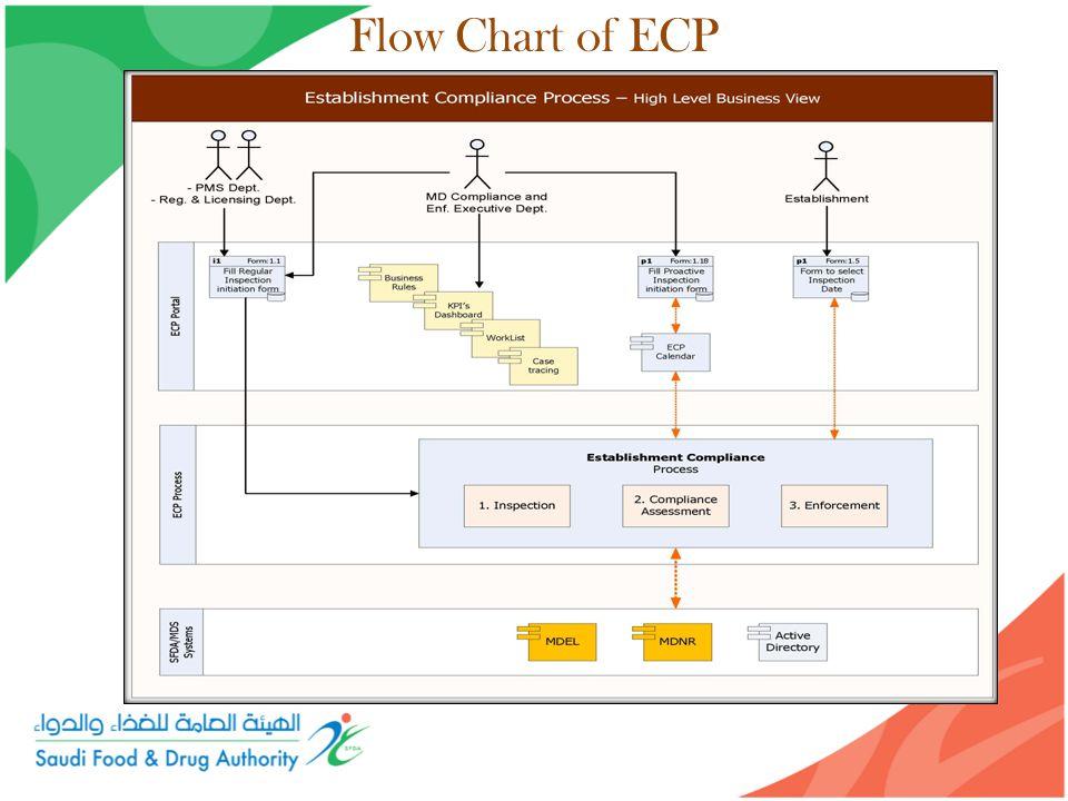 Flow Chart of ECP