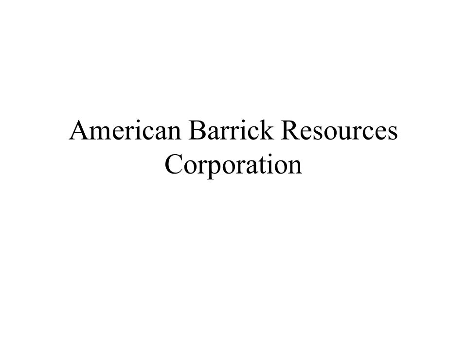 How Sensitive Would Barrick Stock Be to Changes in Gold Price in the Absence of Risk Management?