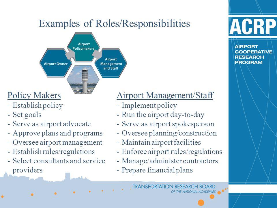 Airport Development Process