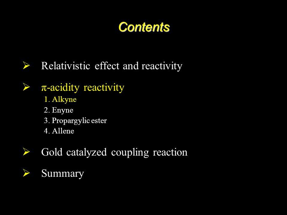 7 π -AcidityReactivity π -Acidity Reactivity