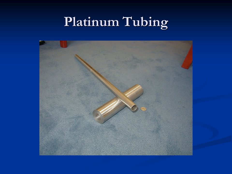 Platinum Tubing