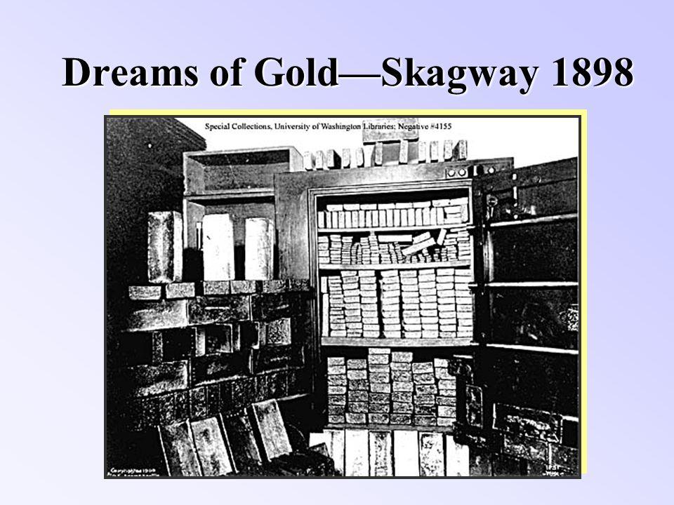 Dreams of GoldSkagway 1898