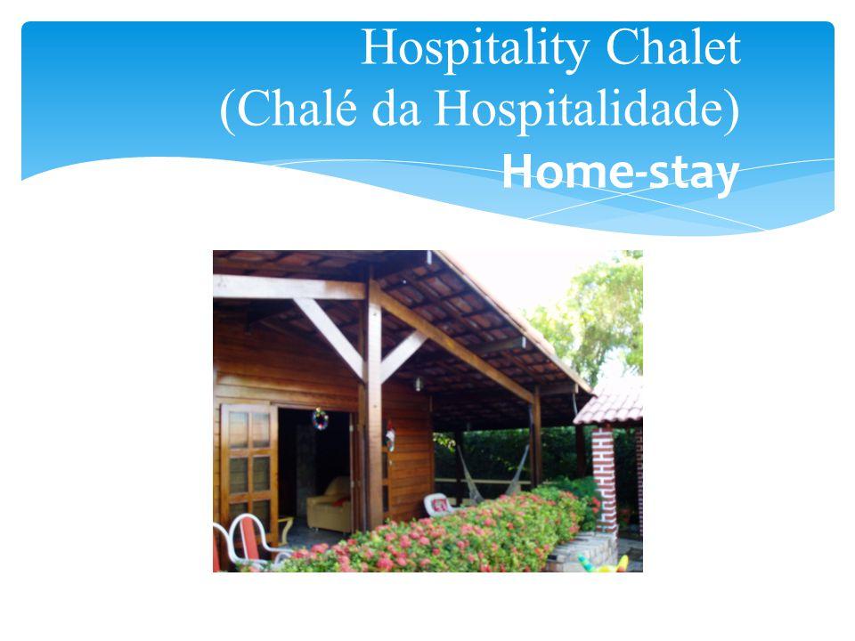 Hospitality Chalet (Chalé da Hospitalidade) Home-stay