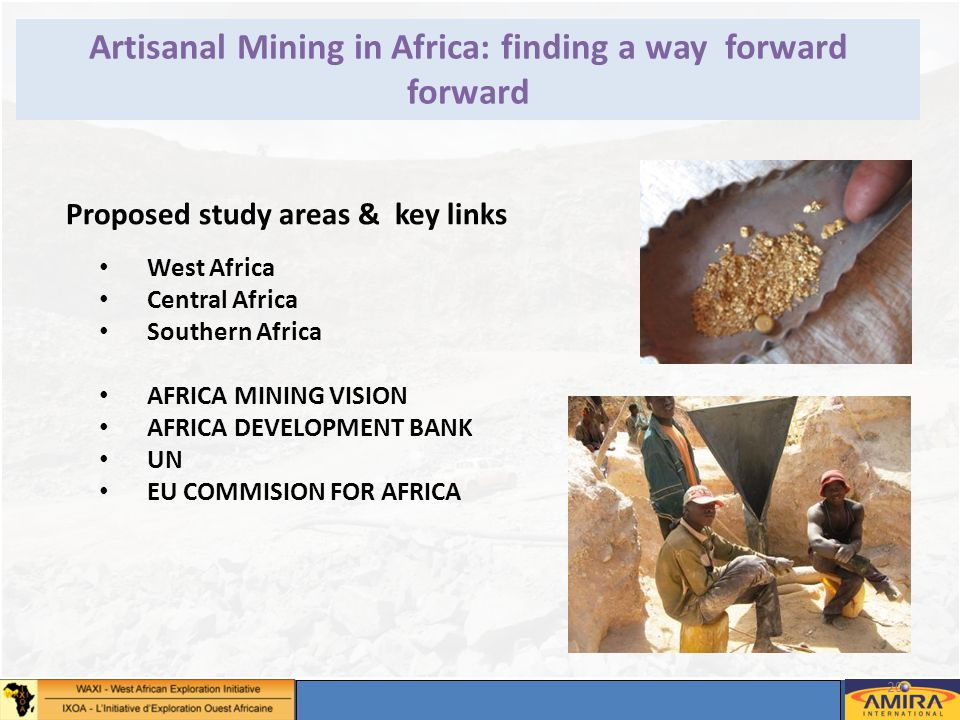 Annual Sponsors Meeting, Dakar 2-4 May 2012 20 © – Not for duplication or circulation without permission Artisanal Mining in Africa: finding a way for